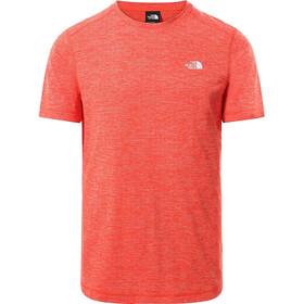 The North Face Lightning SS T-shirt Herrer, orange